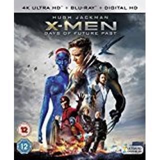 X-Men: Days of Future Past [4K Ultra HD Blu-ray + Digital Copy + UV Copy] [2014]
